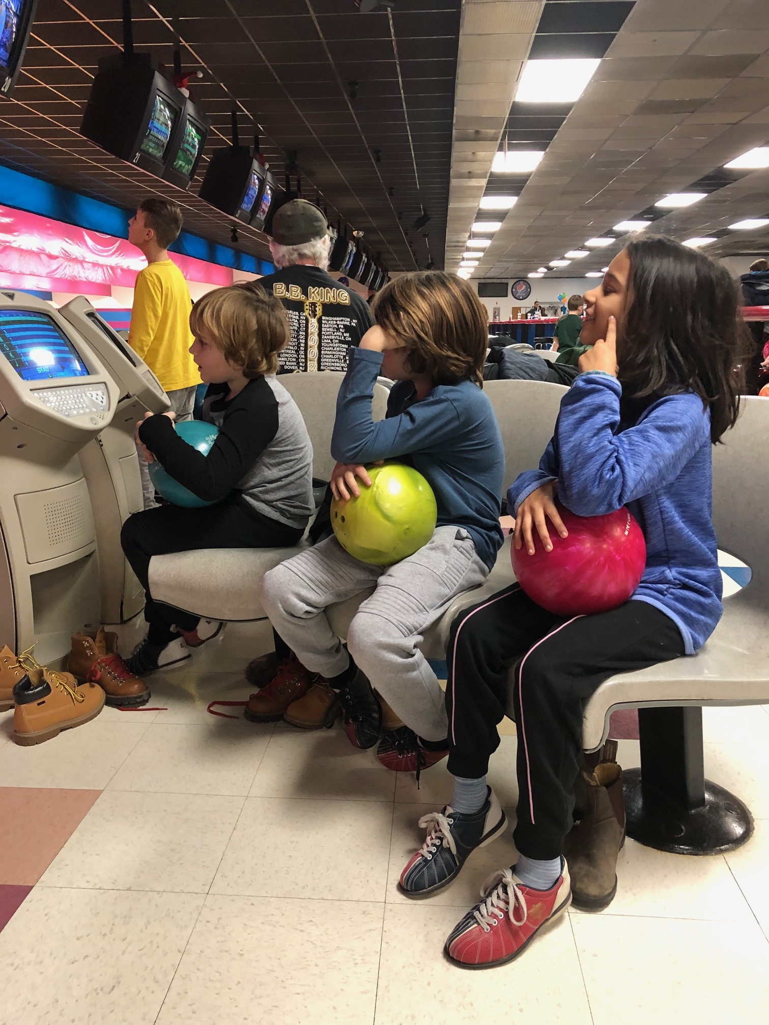 2nd Annual Family Bowling Adventure