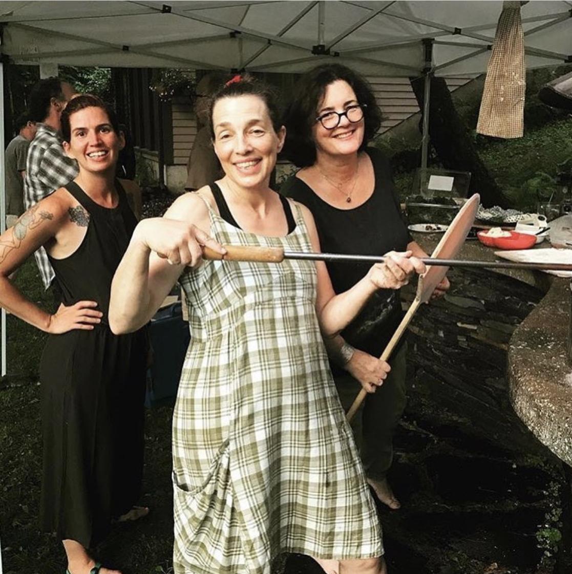 July 2018 - barefoot & baking