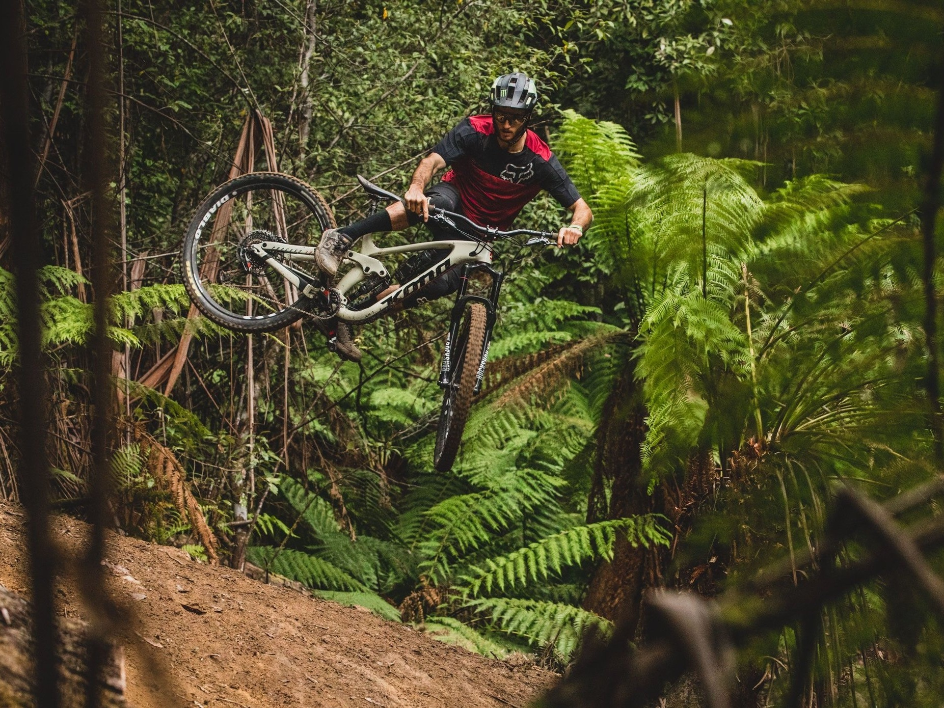 Kona Bikes - Kona are all about the freedom and empowerment of the bicycle. Their story began in 1988, and still have the same founding owners. They pioneered Mountain Biking from it's infancy the global sport we know it as today like no other brand.
