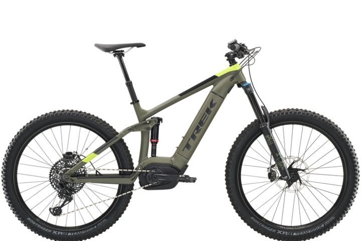 Premium Electric Mountain Bike