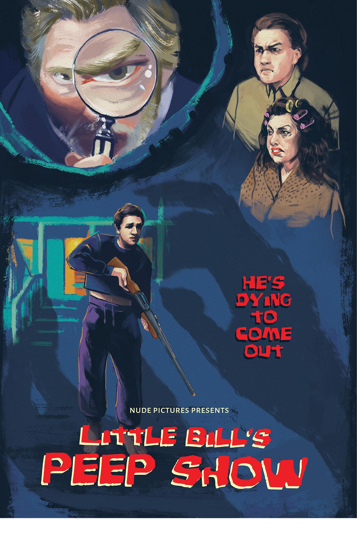 Little Bill's Peep Show