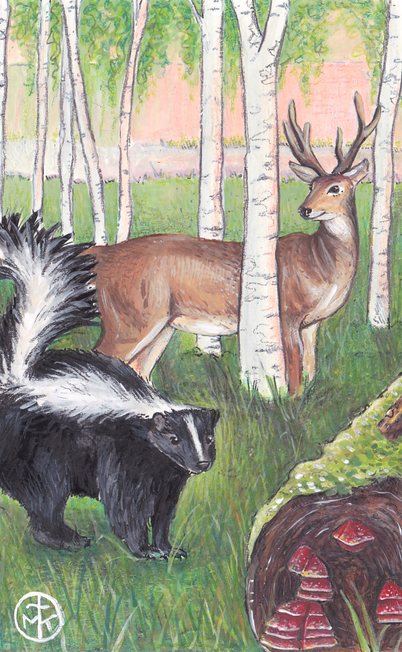 CROPPED - Deer and Skunk.jpg