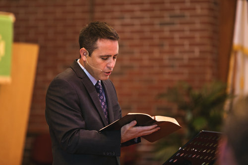 Sermon Audio -