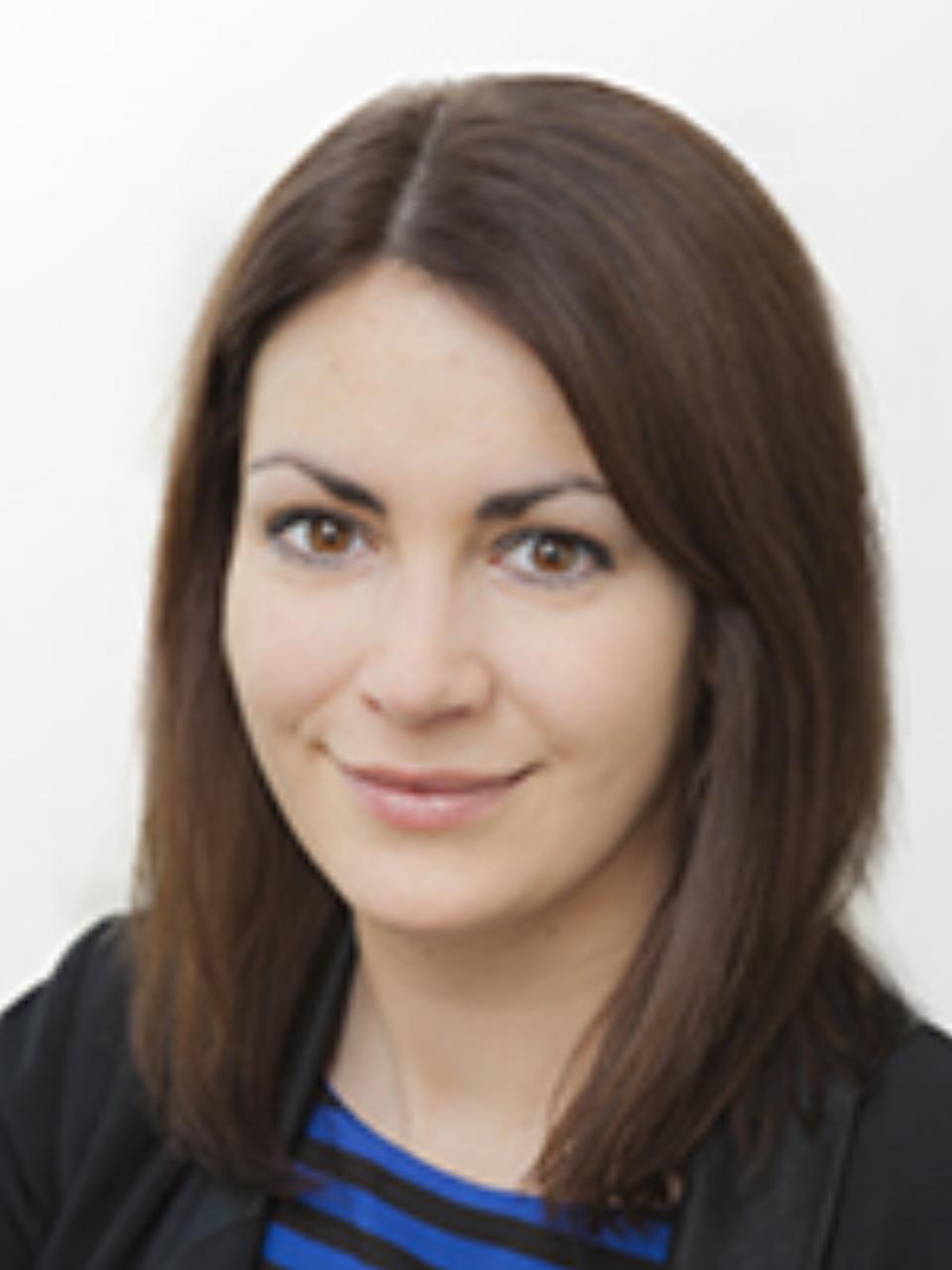 Sarah Dickinson Hyams