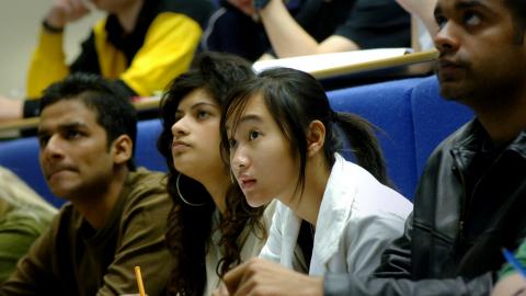 University of Warwick students/  University of Warwick