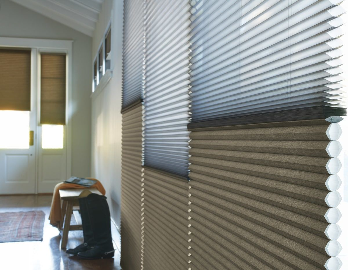 Energy Efficient Window Coverings - Desert Wind Shutters