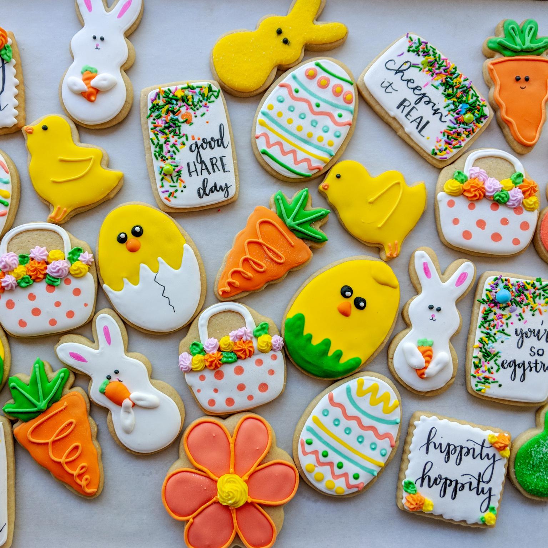 Sugar Cookie decorating workshop - COMING SOON