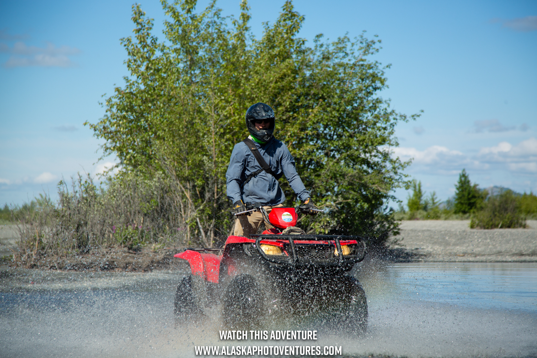Alaskan ATV adventure
