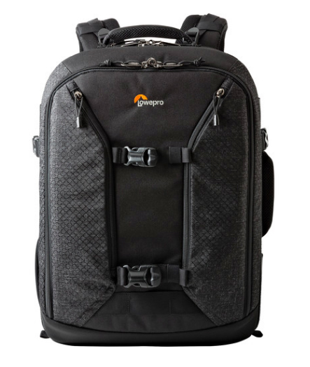 Lowepro Pro Runner - On most any adventure I go one this is the heart and soul of the operation. Holds everything I need to get out there and capture the epicness. Even has a pouch for some extra multis!