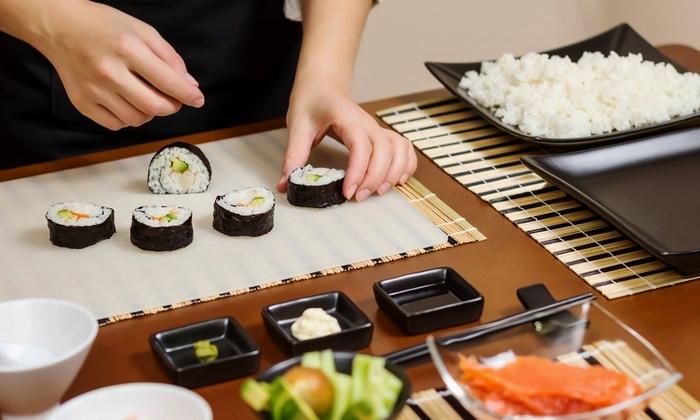 Aprenderás paso a paso! - Junto a Oliver Ochoa, Master Sushiman descubrirás una nueva cocina japonesa.