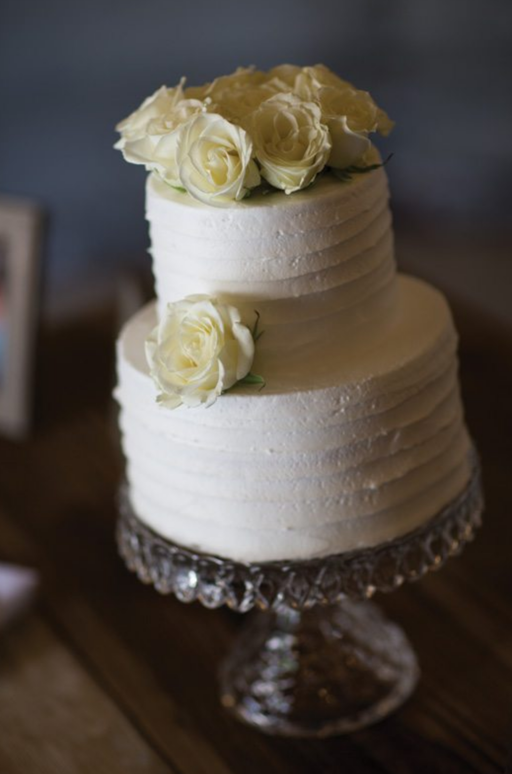 Wedding Cake featured in Bridal Couture Magazine - Shelby & Tevin chose Sunrise Bakery as one of their vendors for their special day. See who else they chose as their wedding vendors in Bridal Couture Magazine.
