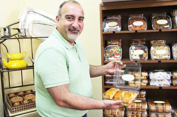 In the news... - Learn how Sunrise Bakery came to be.