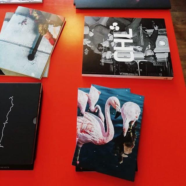 Almost over. Nombre y forma by Camila Valdés at Photobook Week Aarhus 2019 🇩🇰 @photobook_week_aarhus. Thanks Tatiana @tatianasarda