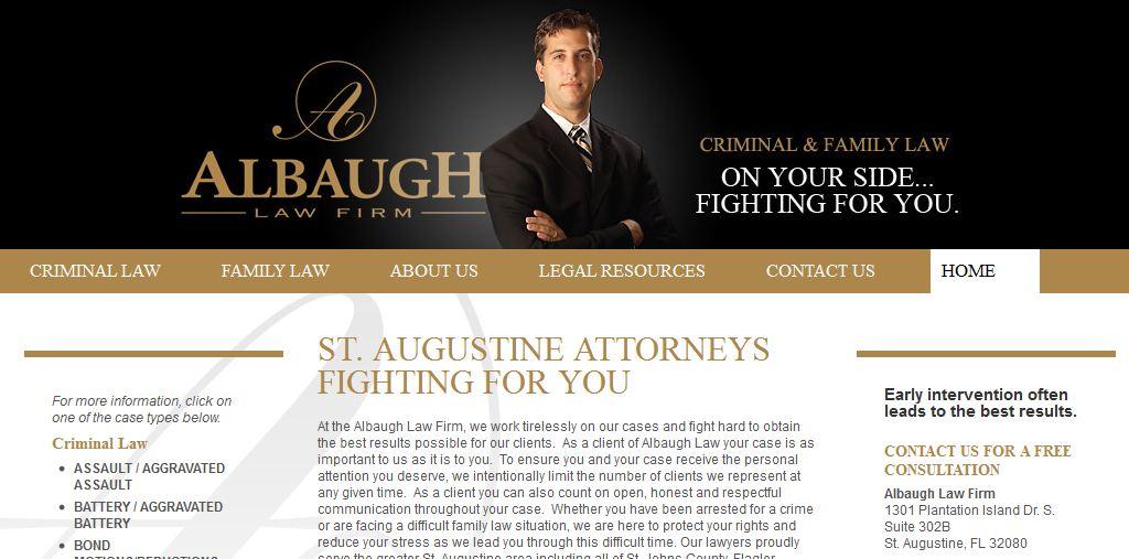 Ryan Albaugh Law