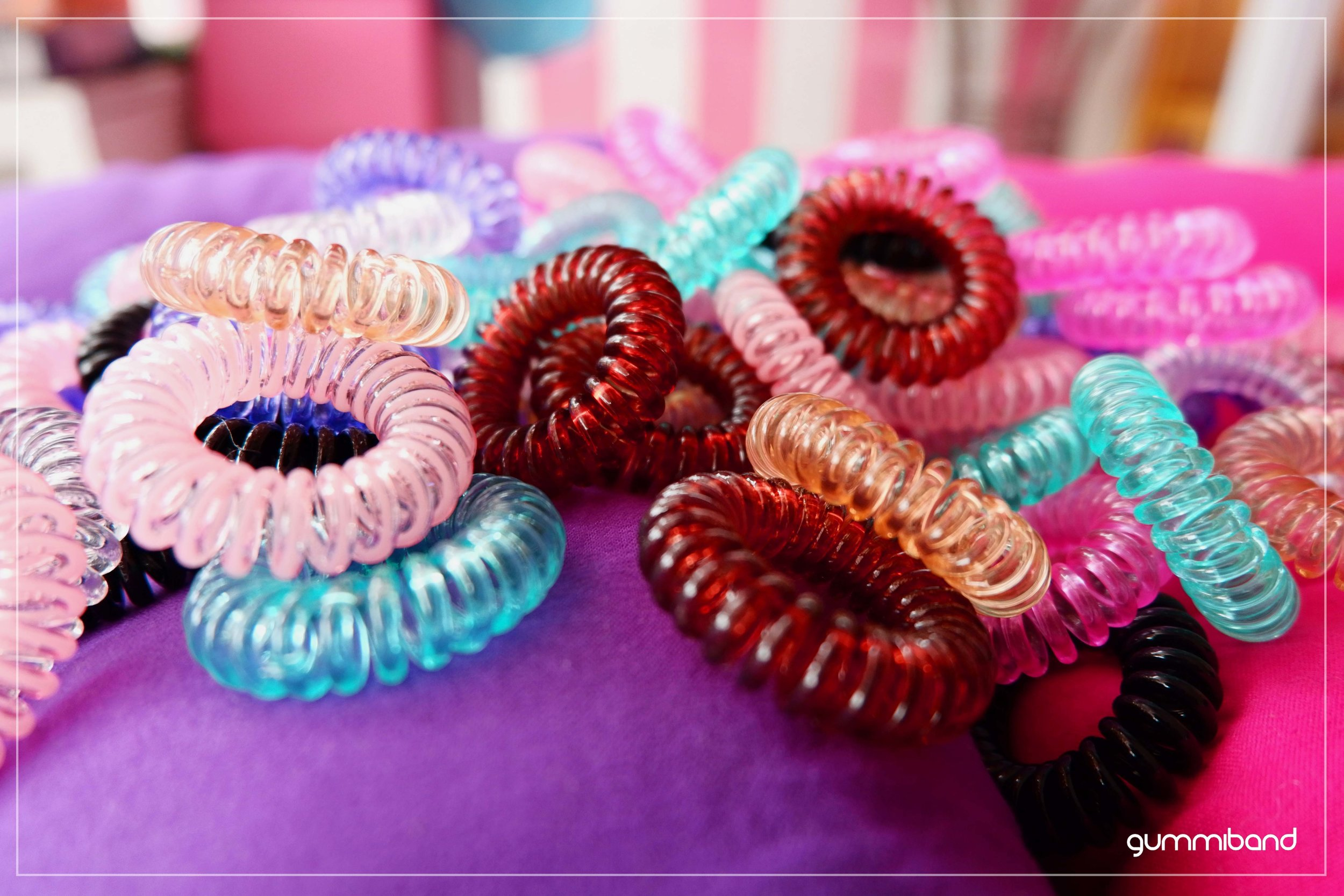 GummiBand Traceless Hair Cords