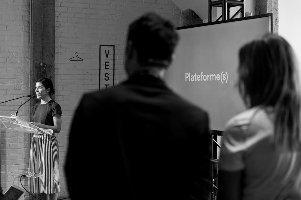 Plateforme(s) - Sommet québécois des médias | Infopresse