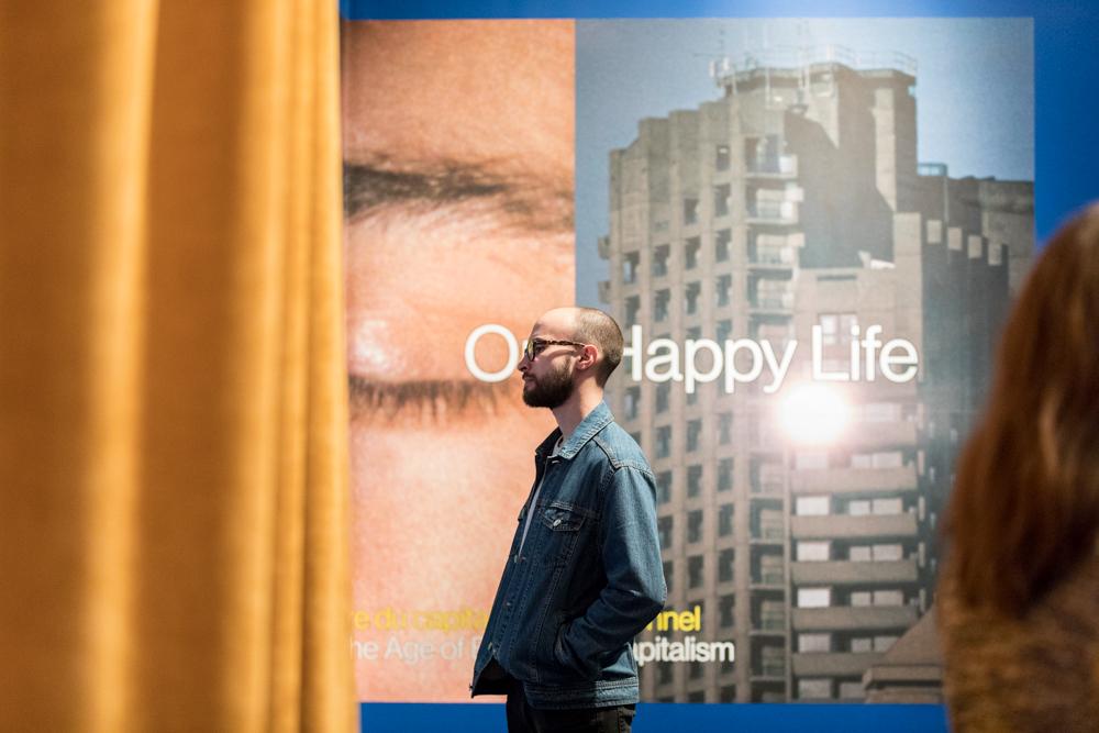Vernissage Nos jours heureux | Centre Canadien d'Architecture