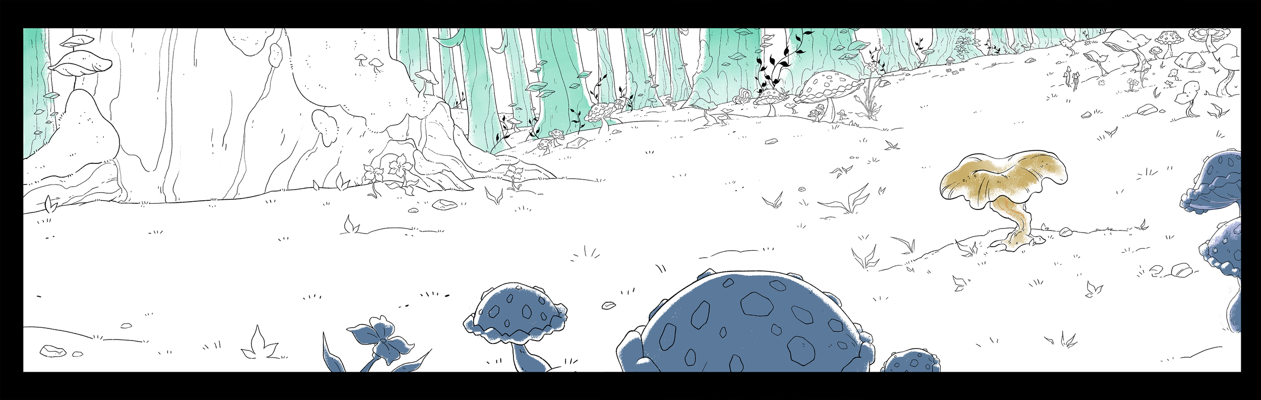 HG_12_FOREST_Closeup_BabyFight_PAN_Inks_02.png