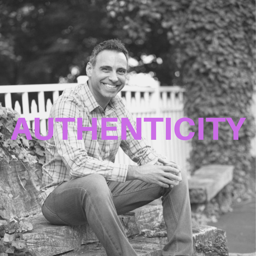 AUTHENTICITY, Josh Cary
