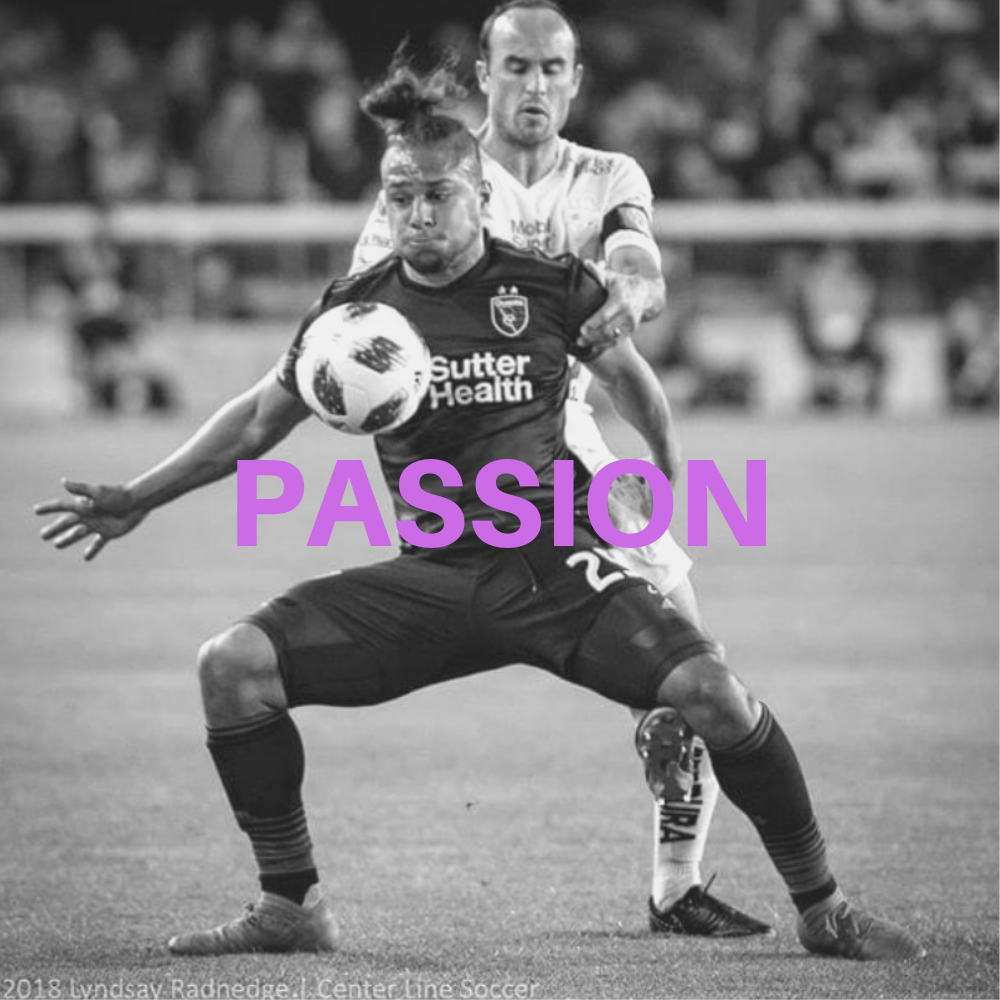 PASSION, Quincy Amarikwa