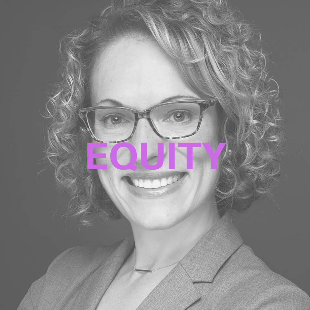 EQUITY, Shannon Ginther
