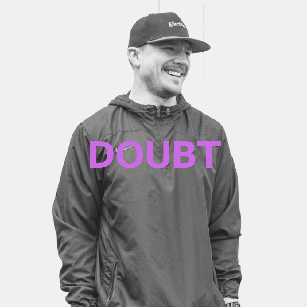 DOUBT, Zach Thompson