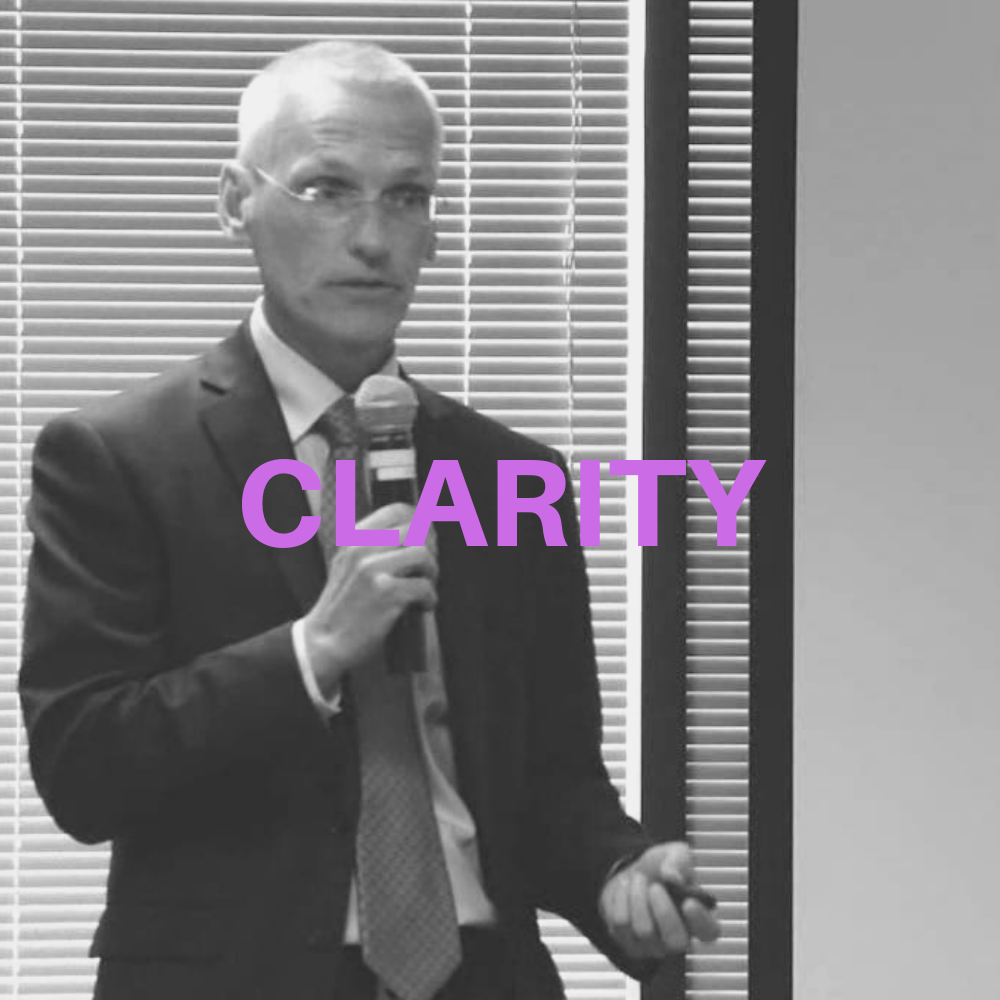 CLARITY, Jeff Biehl