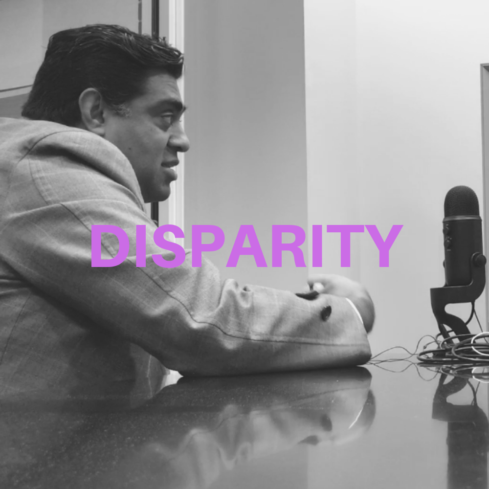 DISPARITY, Kash Khan