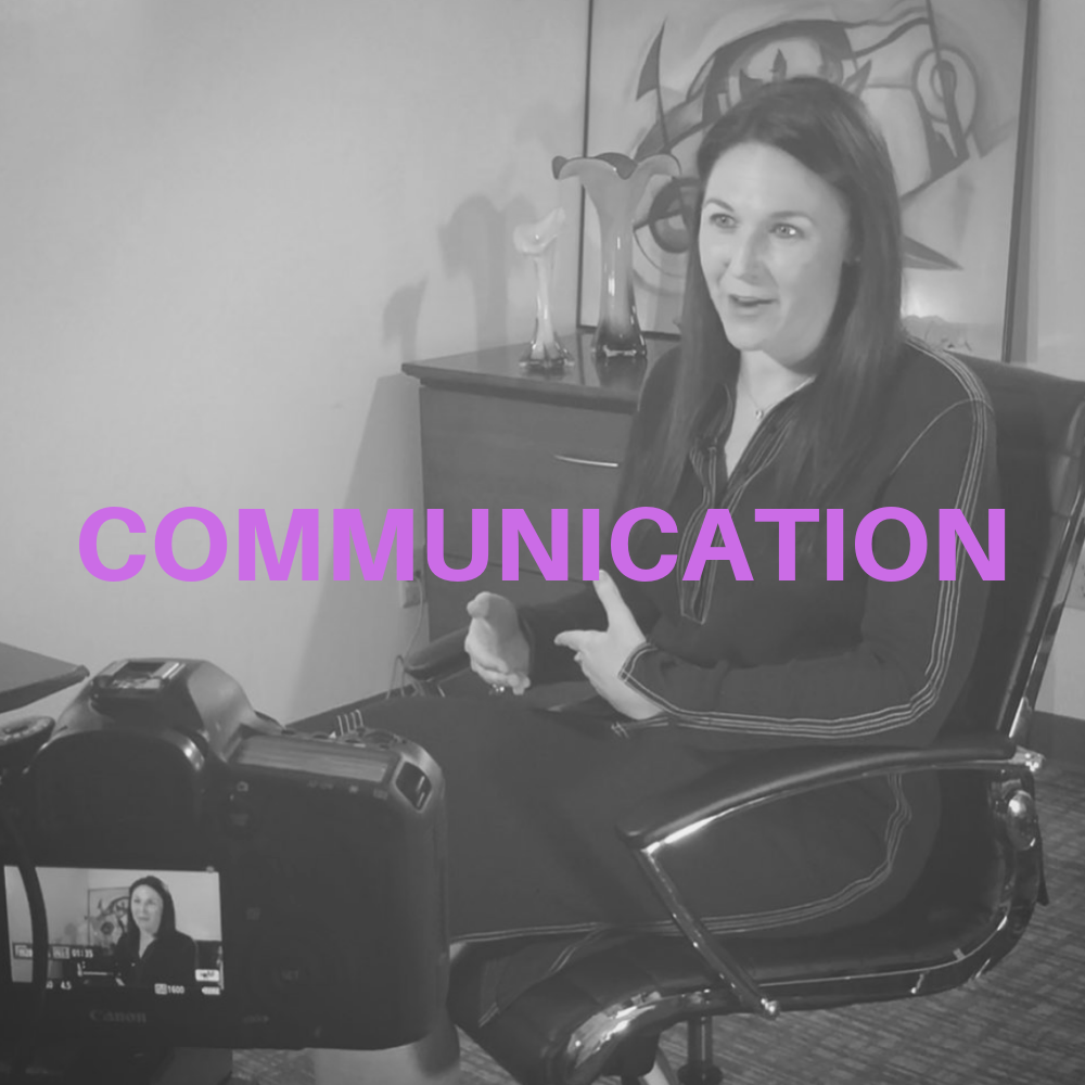 COMMUNICATION, Jill Schiefelbein