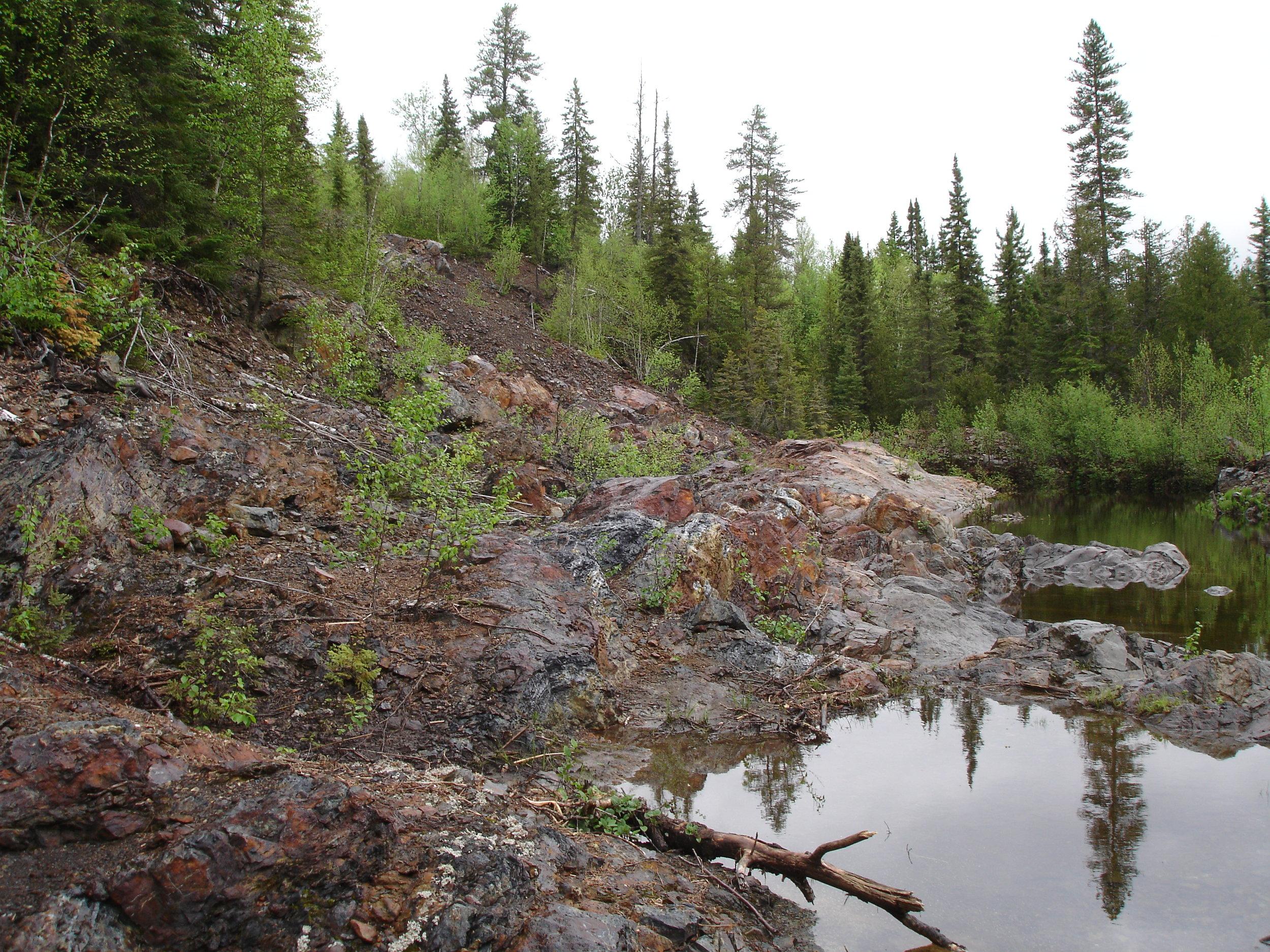 Maine Sulphide Zone Shunsby.JPG