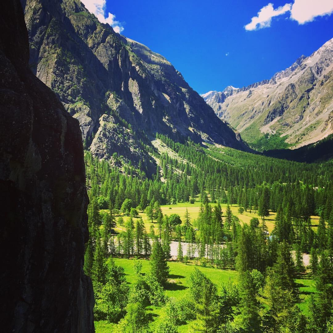 Rock Climbing - Ailefroide