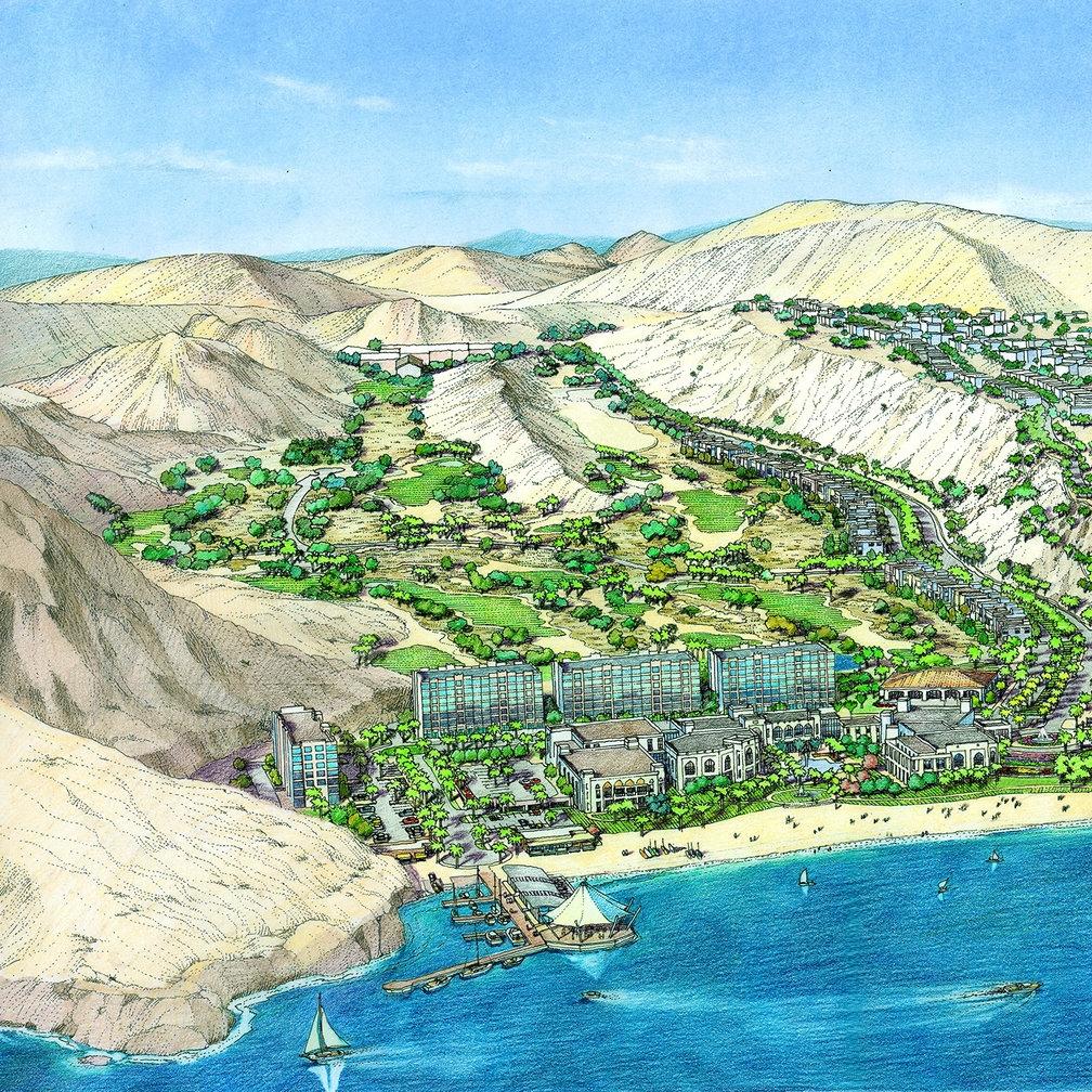 PDO Master Plan - Muscat, Oman