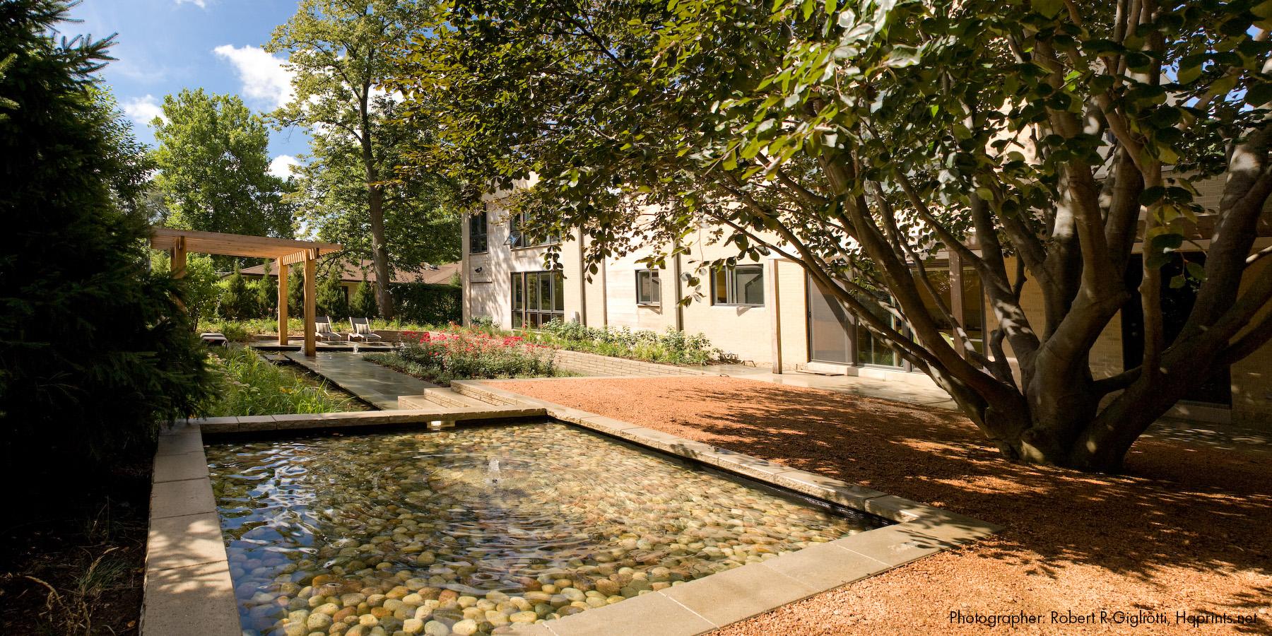 Evanston Residence