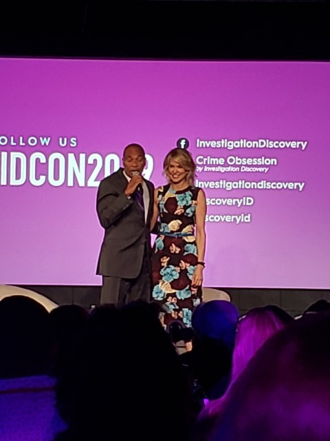 Tony Harris and Paula Zahn