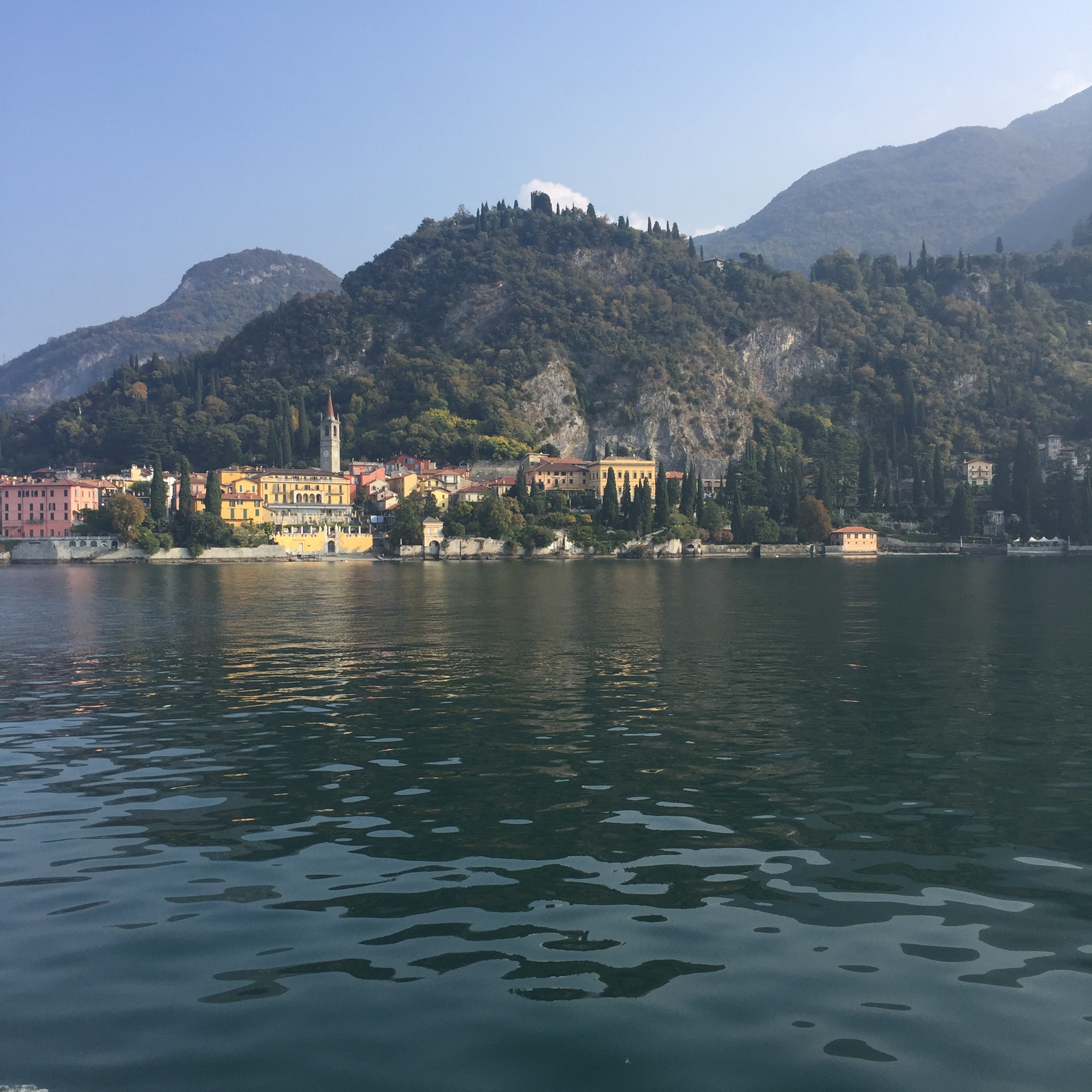 Bellagio village view from lake.JPG