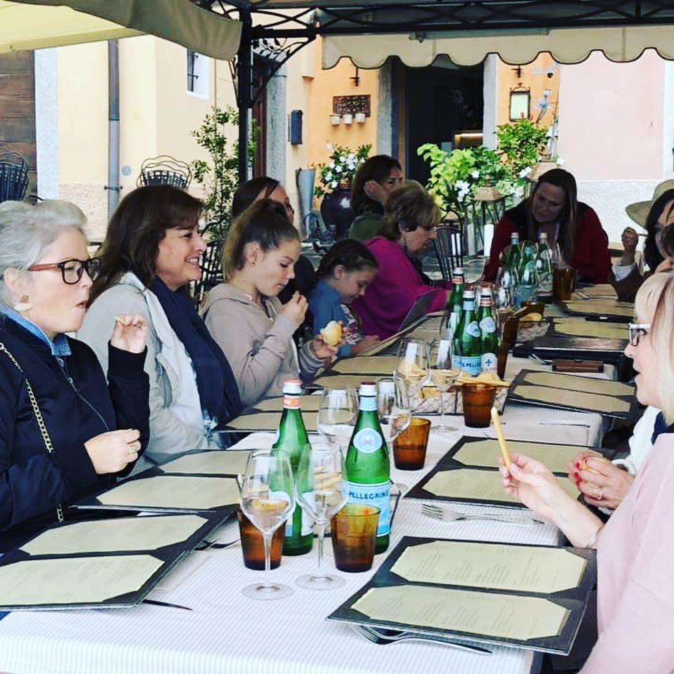 bellagio group meal.JPG