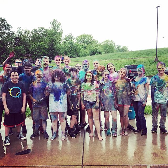 Color war = success