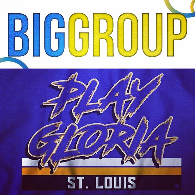 Two great things tonight. #biggroup and game 7. We will have a normal big group and then at 7:15 we will watch game 7 on the big screen. See you tonight at 6:30!