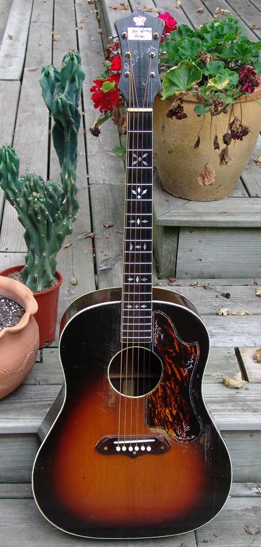 Gibson Recording King