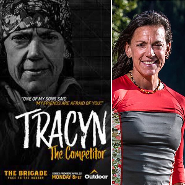 "💫Are you ready to be inspired? 💥If you're interested in stepping your life up to the next level, while remaining deliberately connected with a high standard of integrity, then it's time for you to check out our final @mindbodyspiritsquad summit interview with Tracyn Thayer. 🔥 @tracynthayer is a life long adventurer whose most recent endeavor involves being a cast member on Outdoor Channel's original Adventure Series called THE BRIGADE. ☀️During our chat we discuss her life of adventuring, her experience filming The Brigade, and what drives her constant desire for being her best both externally and internally.  Throughout the conversation we thread in the topics of mindfully choosing to ""unplug"" from technology, the difference between ""belonging"" versus ""fitting in"", and the importance of seeking out uncomfortable situations for gaining insights into our own mind, body, and spirit. 💜🧡💛More about Tracyn Thayer... Tracyn, is a Maine native and a lifelong adventurer,  Tracyn grew up hiking mountains and canoeing waterways with her family throughout western Maine and NH.  She.graduated with a Bachelors of Science in Geophysical Engineering from Colorado School of Mines in Golden, CO.  After a few years in the field, she decided the confines of working in the oil field wasn't for her. Tracyn left conducting seismic surveys on offshore rigs and started working for a rafting company and never looked back. For most of her adult life, Tracyn has competed in Expedition Adventure Races around the globe including: Eco Challenge, Expedition BVI, Primal Quest, Beast of the East and Raid the North Extreme, just to name a few. She believes a strong body and strong mindset are key to accomplishing any adventure.  Along with logging daily time paddling, running, or working out at the gym, Tracyn's main priority is being the proud mom of two boys, aged 15 and 13, and a partner to her Commercial Fisherman husband, Steve! Most recently she is a cast member on Outdoor Channel's original Adventure Series called THE BRIGADE. With this experience, being on a grander publicity scale, she hopes to inspire other 50+ year old women to never stop seeking adventure. #adventurer"