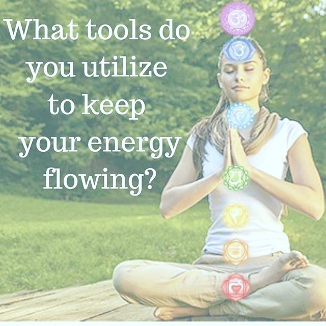 Do you ever feel stuck, sluggish, or just blahhhh?  What tools do you use to keep your energy from leaking, getting blocked up?  How do you get tuned in, turned on, and tapped into the flow of life force? #prana #lifeforce #toolsforlife #flow