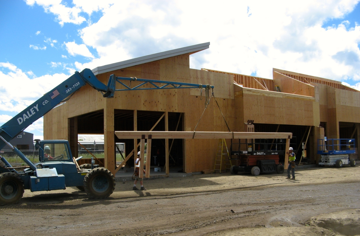 Building 1 Colorado Crossing | Bend, OR | Jun. 2015