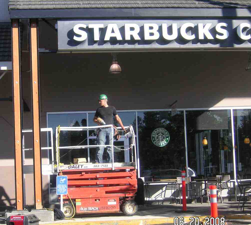 South Starbucks | Bend, OR