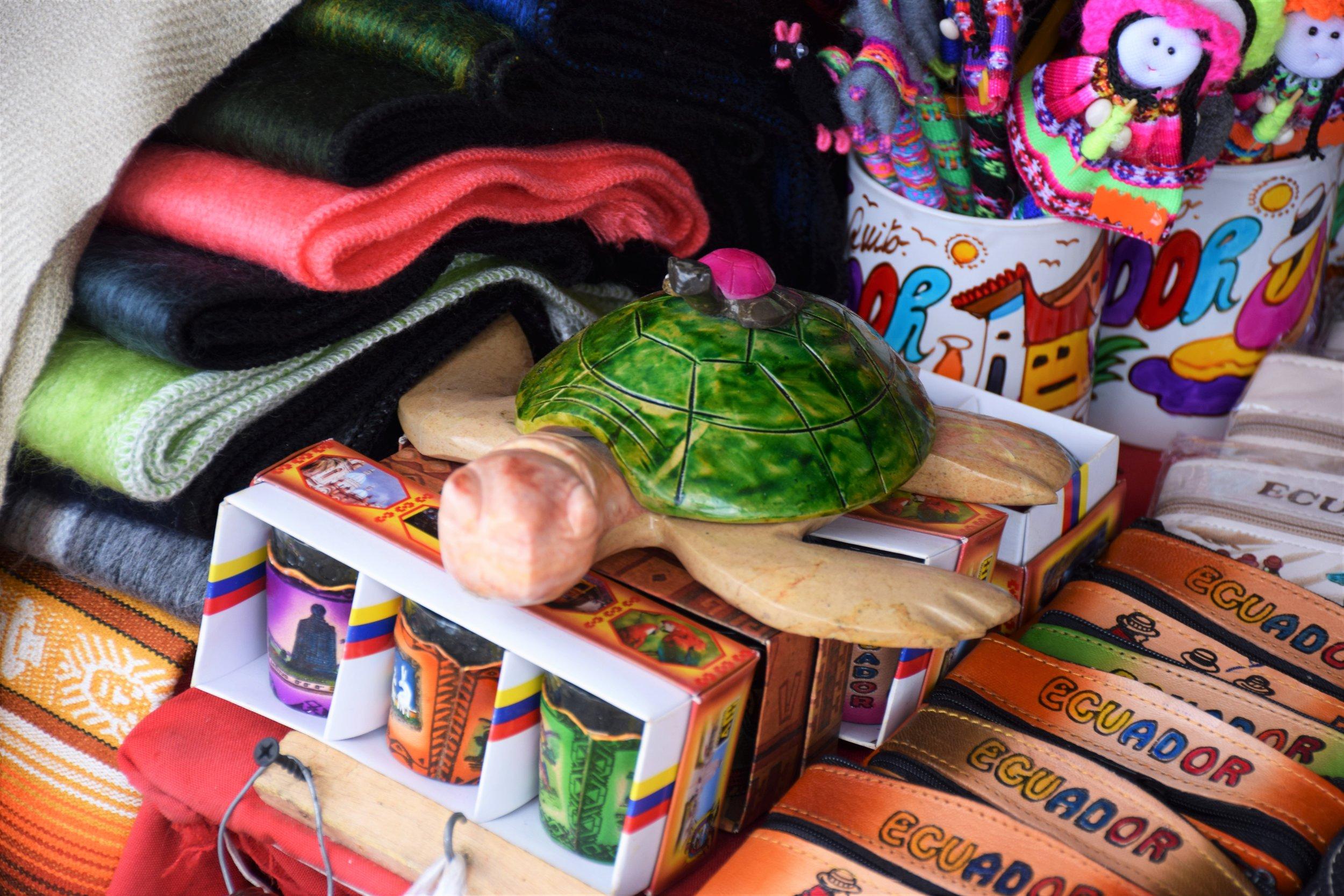 Mercado Artesenal -