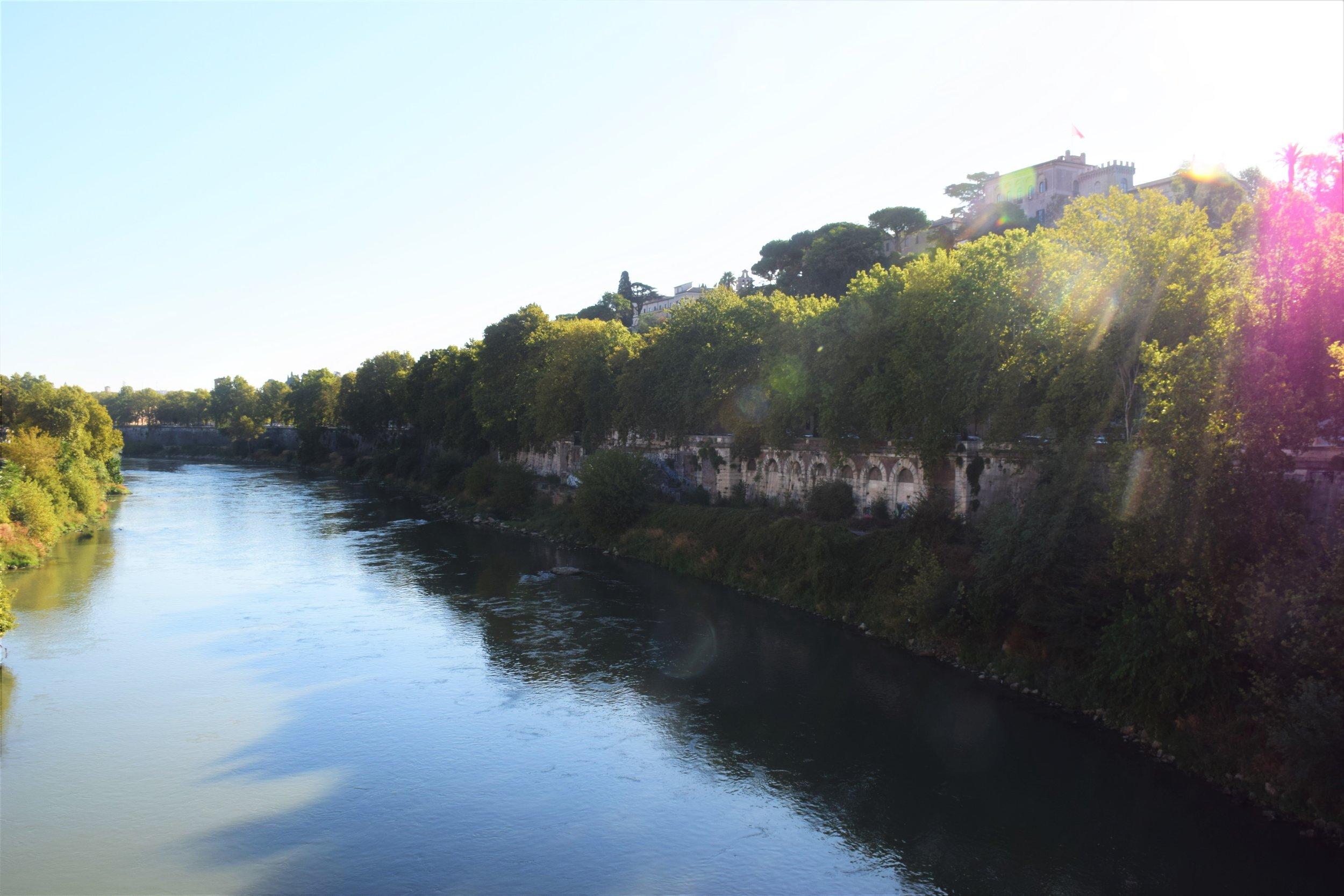 Tiber River -