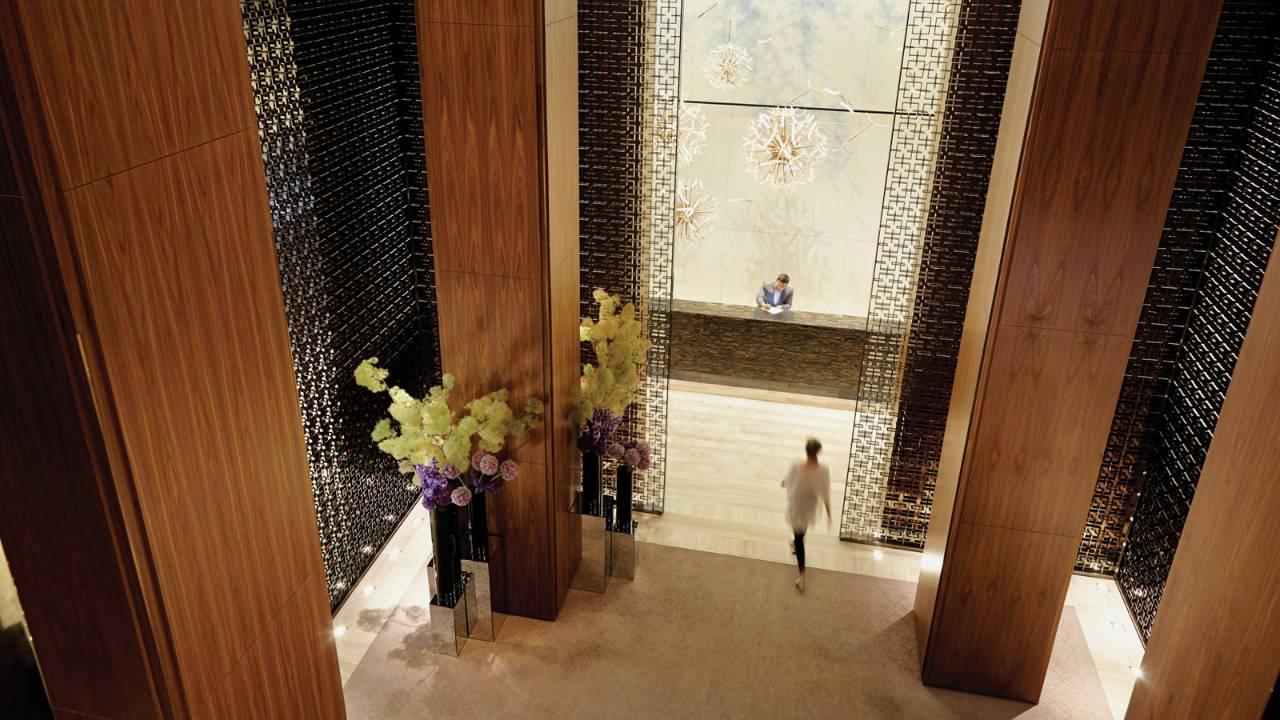 Four Seasons HotelAtrium -