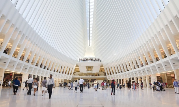 World Trade Center Transport Hub, Church St