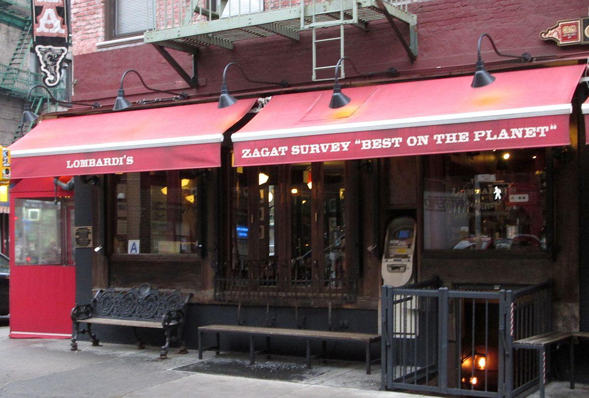 32 Spring Street | firstpizza.com