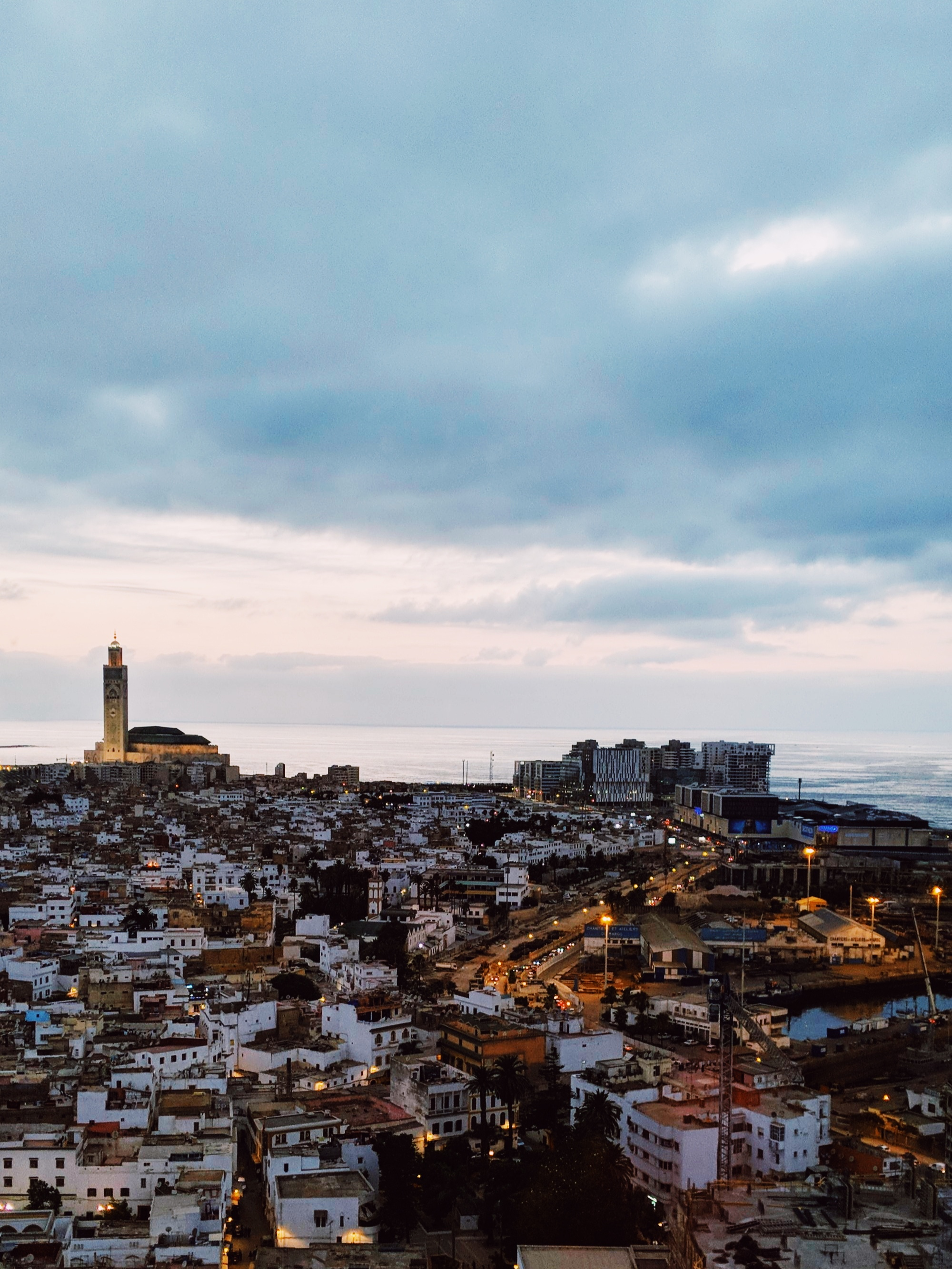 Simply Gharib Casablanca, Morocco