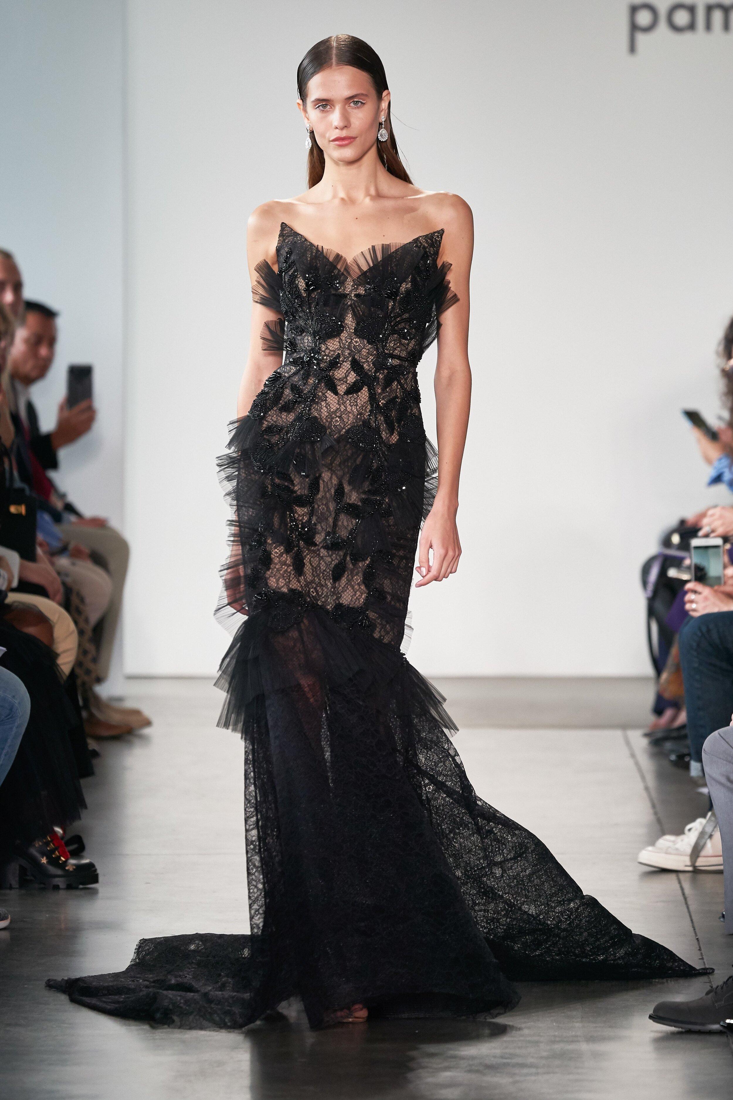 Pamella Roland NYFW 2020 - Vogue